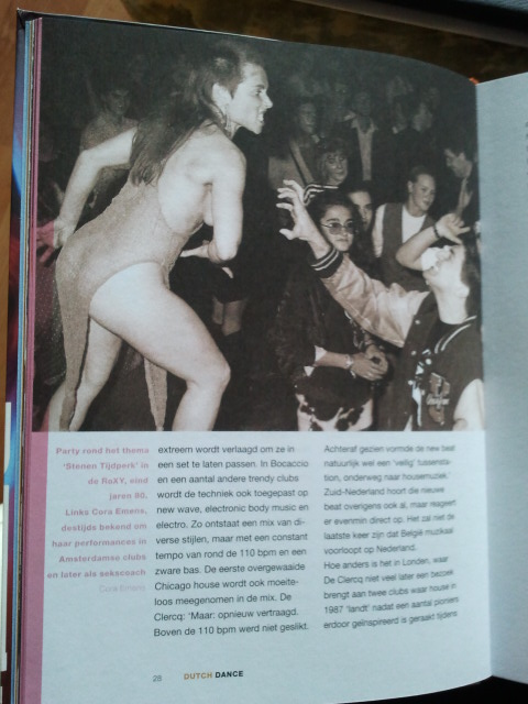 RoXY book about Dutch Dance