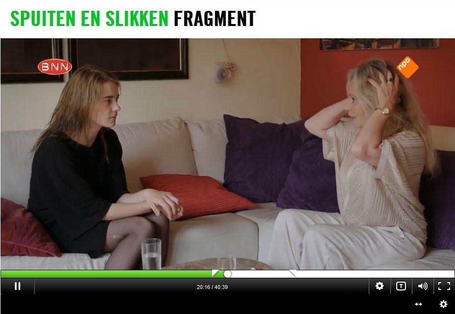 Spuiten-Slikken  met Emma Cora Emens